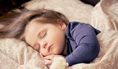 Schlafprobleme? Schlafen wie ein Baby.