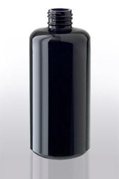 Violettglas - Flasche mit Schraubverschluss - 200 ml