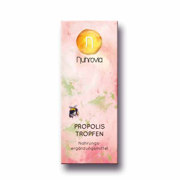 ApiSun-Propolis-Tropfen 20 ml - Bienenprodukt nach alter Tradition