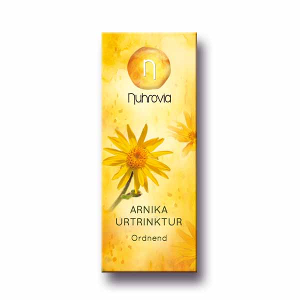 Arnika Sonnen-Trinktur 20 ml - Notfallexpertin