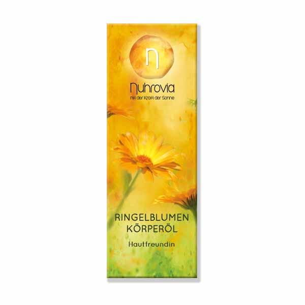 Ringelblumenöl 50ml - Hautfreundin
