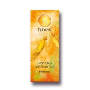Ginseng UrTrinktur 20 ml - belebend