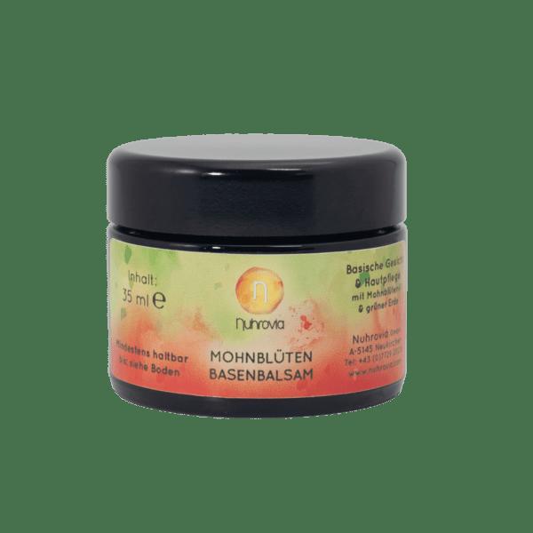 Mohnblüten Basenbalsam 35 ml