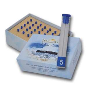 Testsatz Mineralsole