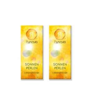 Doppelangebot Sonnenperlen - 2 x 40 Stk. Lebensfreude