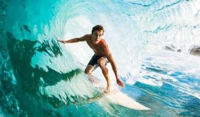 Die Welle surfen 1000 500