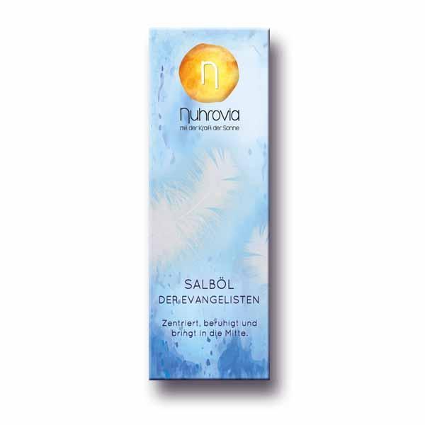 Salböl der Evangelisten 100 ml - beruhigt, zentriert, entspannt
