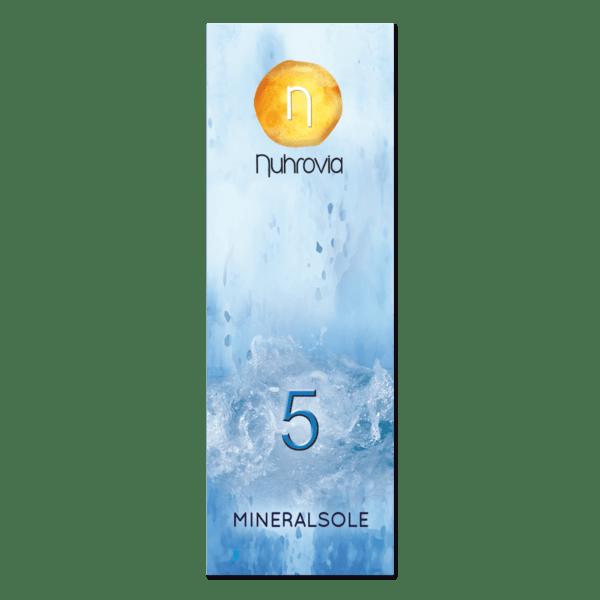 Mineralsole Nr. 5 - 20 ml