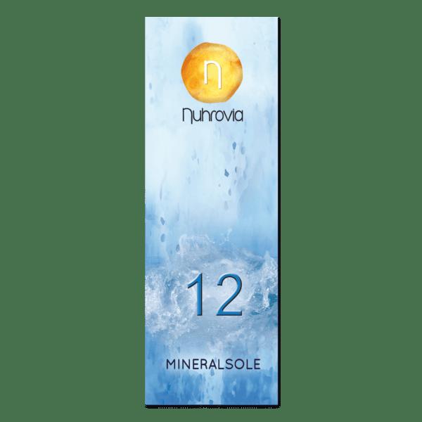 Mineralsole 12 - 20 ml